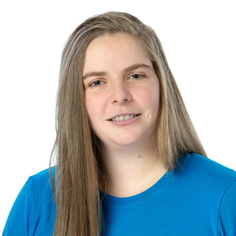 photo of jessie silke, draftsperson, onsite design and drafting